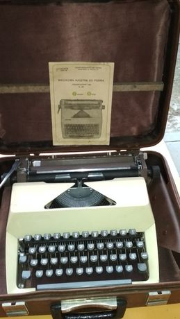 Maszyna do pisania  Łucznik 1300