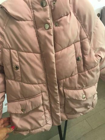 Курточка Zara 7 років