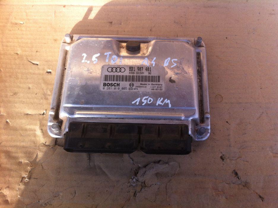 Komputer silnika Audi A4 B5 2,5 TDI 8D1.907.401