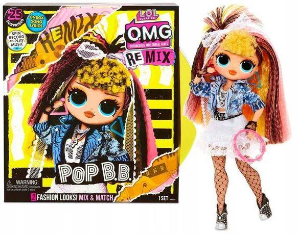 L.O.L. Surprise OMG Remix-POP B.B  Lalka LOL duża