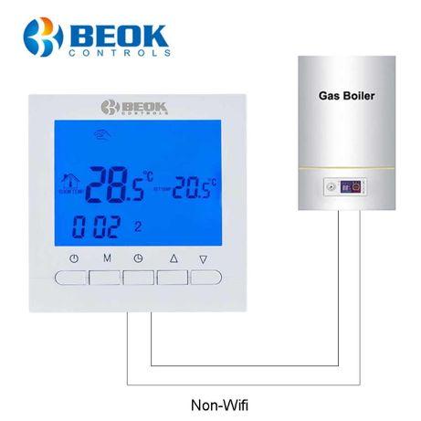 BEOK-проводной комнатный термостат для газовых котлов