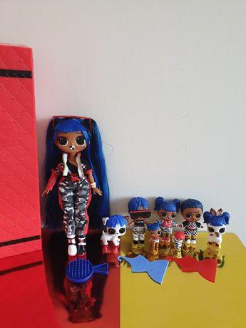 Игровой набор LOL Surprise Downtown bb - 7 кукол