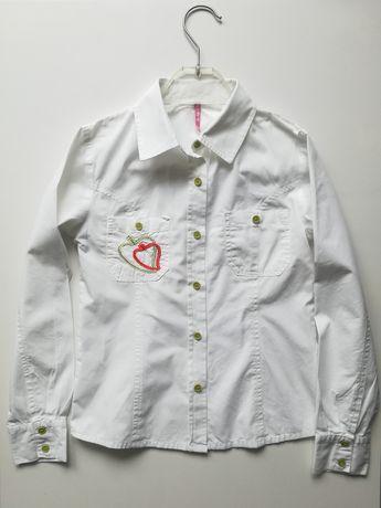 5.10.15 koszula galowa elegancka biała szkolna szkoła