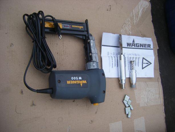 Zszywacz elektryczny firmowy Wagner W 500 Nowy