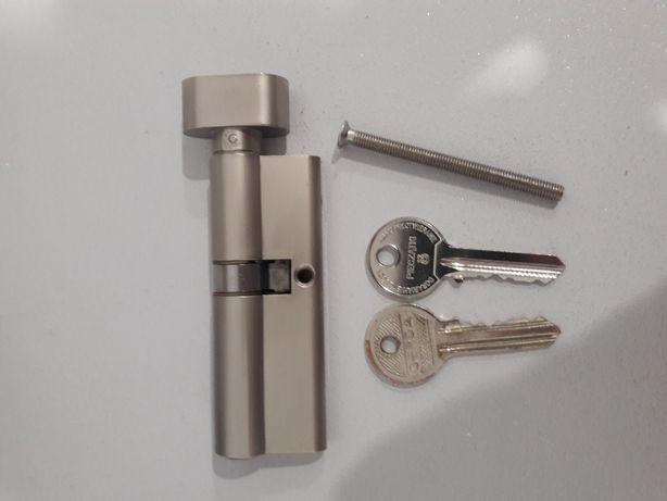 Wkładka GERDA L 35G/50, w zestawie dwa klucze