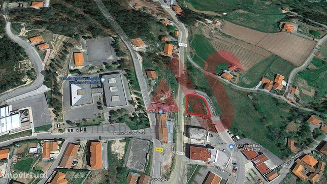 Terreno para construção com 495 m2 em Mota, Celorico de Basto