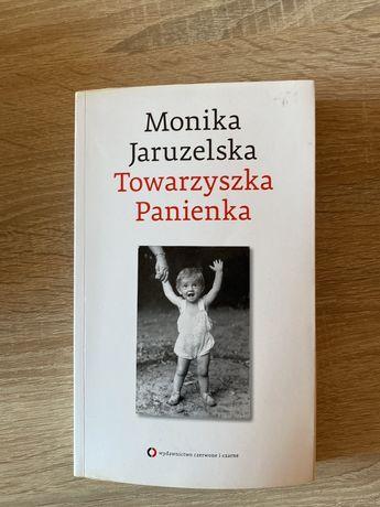 Książka M. Jaruzelska - Towarzyszka Panienka