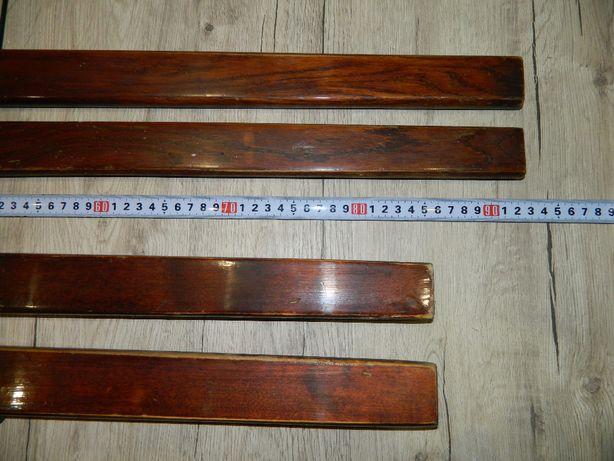 Накладки-ручки деревянные на диван,кресло