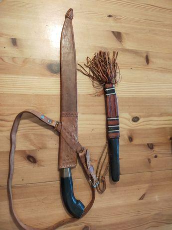 Stare noże myśliwskie