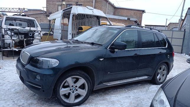 Разборка BMW X5 E70 Розборка БМВ Х5 Е70 Капот фара бампер