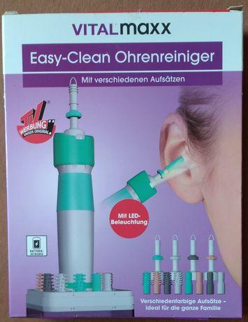Easy-Clean Ohrenreiniger VITALmaxx- czyszczenie uszu z woskowiny