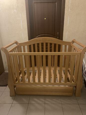 Дитяче ліжко Верес в ідеальному стані