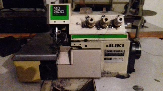 Maquina Corte e Cose JUKI MO 2400