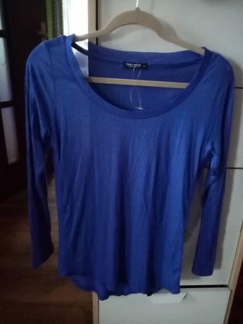 TOM&ROSE - NOWA - Damska bluzka niebieska M/L
