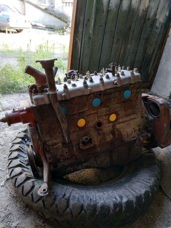 Двигатель Мотор Газ 51 52 Львовский погрузчик Капремонт