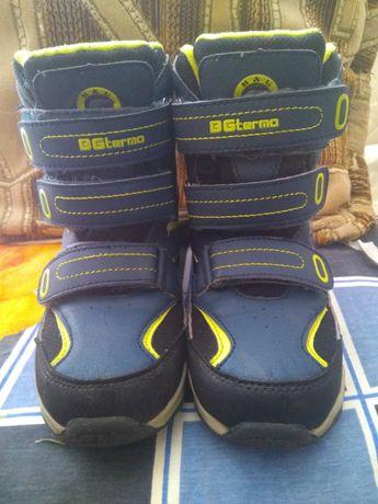 Термо ботинки детские B&G