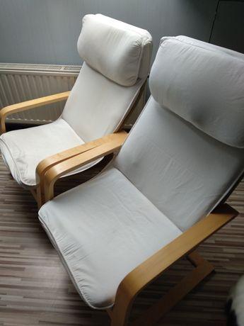 Dwa fotele IKEA  Pello