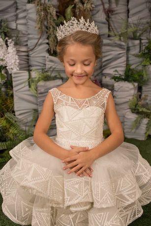 Детское платье. Платье на выпускной