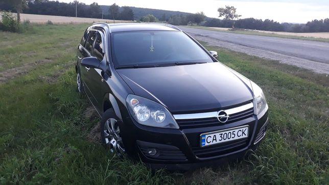 Opel Astra H 2006 газ/бензин