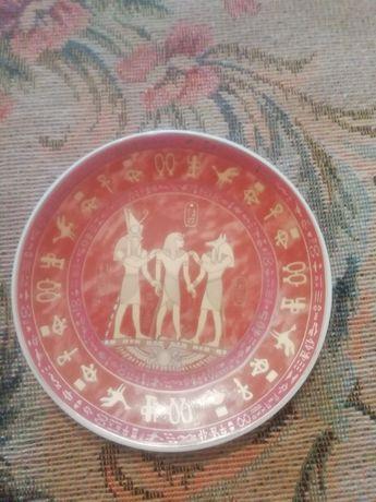 Тарелочка сувенирная из Египта