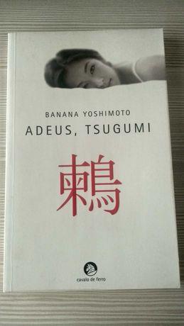 "Livro ""Adeus Tsugumi"""