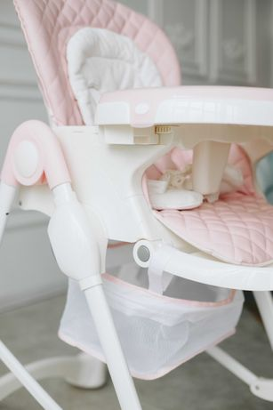 Детский стульчик для кормления Carrello Caramel 9501 Карело карамель