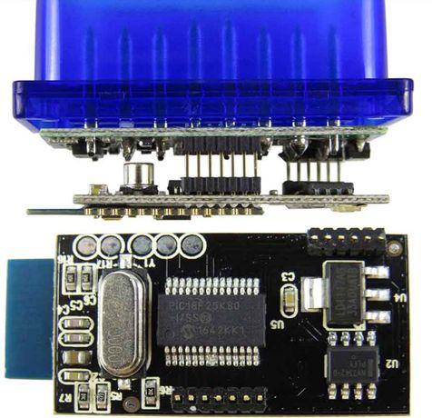 Автосканер ELM327v1,5(2 платы)OBD2,лучший на2020г дёшево (остаток 3 шт