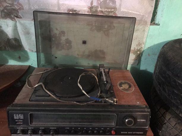 Продам програвач Вега 323 стерео СРСР