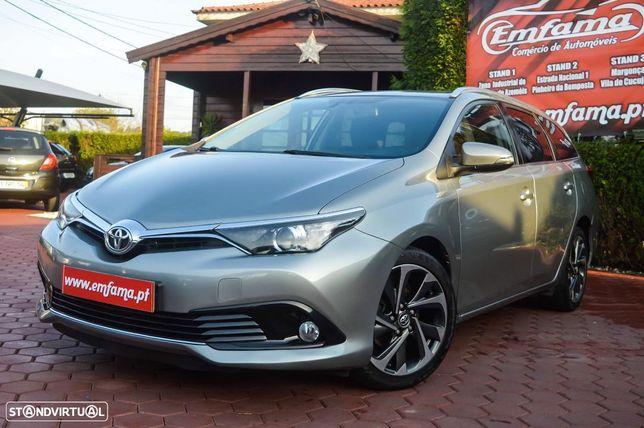 Toyota Auris Touring Sports 1.4 D-4D Com+P.Sport