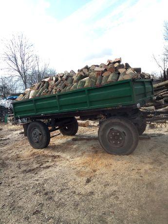 Drewno opałowe Dąb buk brzoza sosna świerk