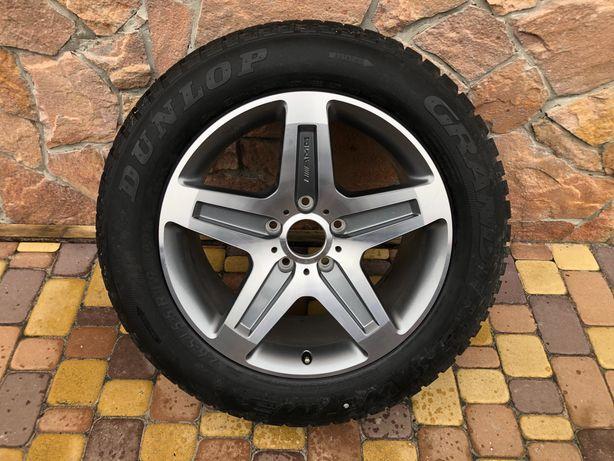 Диск с резиной Mercedes G55 AMG с резиной Dunlop 265/55 R19