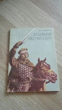 Bolesław Krzywousty Józef Mitkowski