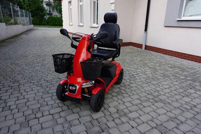 Skuter,wózek inwalidzki elektryczny Free Rider FR1 2016r.