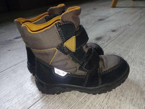 Зимние ботинки Superfit 27 размер. Ботинки Суперфит 17.5 см