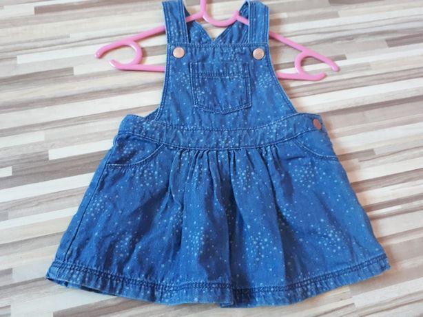 Sukienki letnie r.62-r.74