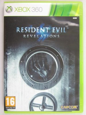 Resident Evil Revelations - Xbox 360 Wersja PL - Stan IDEALNY jak NOWA