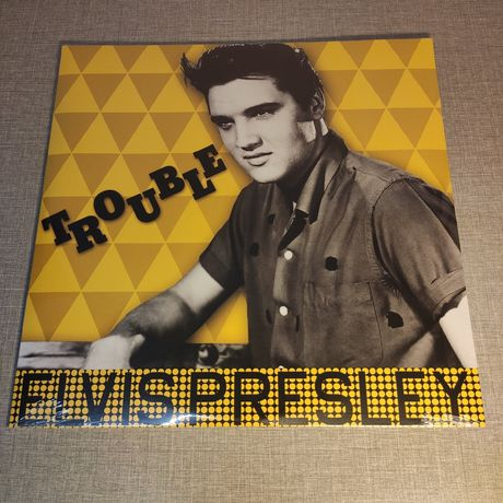 Elvis Presley : Trouble LP / Виниловая пластинка / VL / Винил