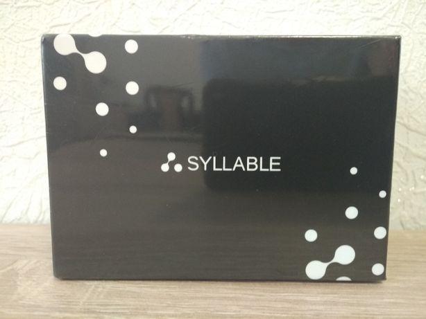 Наушники SYLLABLE S119 black, S101 black
