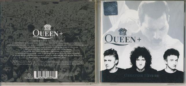 """Queen+ """"Greatest hits III"""" - 1999"""