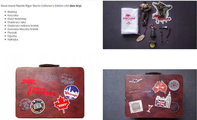 Dead Island Kolekcjonerska USA Rigor Mortis MIX