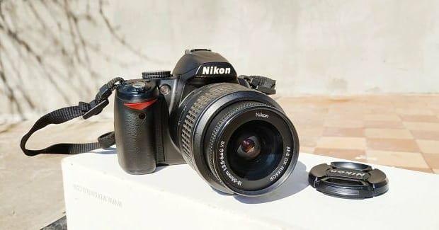 Nikon D3000+Сумка+16G КартПодарок!Фотоаппарат,Зеркальный,не CanonD3100