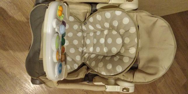 продам кресло качалка для малышей, подходит от 0 до 3-х лет