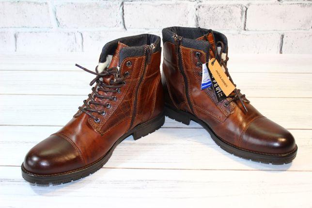 Ботинки Jack & Jones. Дания. Оригинал. Размеры 40-45.