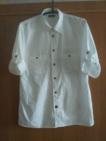 Продам сорочку рубаху для школы и не только, р. 48