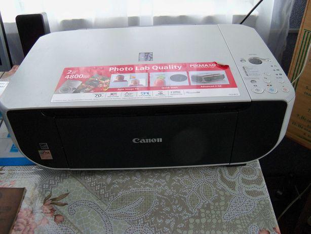 Принтер, сканер, ксерокс (3 в 1)  Canon МР190
