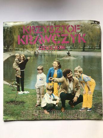 Krzysztof Krawczyk dzieciom vinyl Winyl