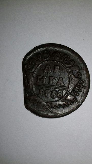 монета денга