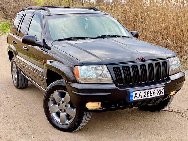 Jeep Grand Cherokee TURBO Disel Limited