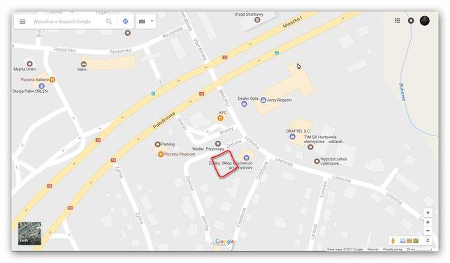 Działka Szczecin Gumieńce 500m2 - do wynajęcia
