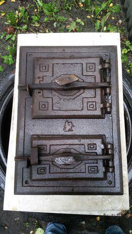 Drzwiczki do pieca kaflowego